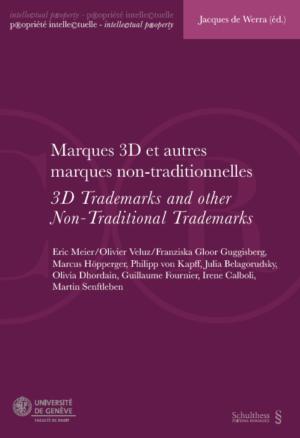 Marques 3D et autres marques non-traditionnelles-0