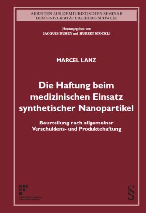 Die Haftung beim medizinischen Einsatz synthetischer Nanopartikel-0