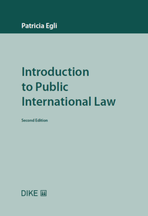 Introduction to Public International Law, 2. Aufl.-0