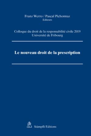 Le nouveau droit de la prescription-0