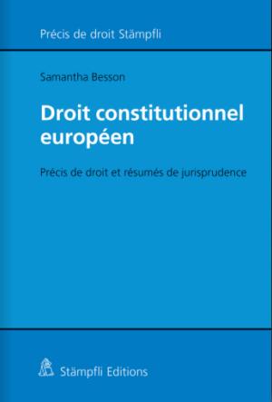 Droit constitutionnel européen-0