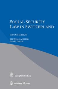 Social Security Law in Switzerland, 2. Aufl.-0